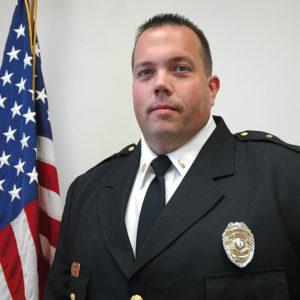 Lt. Mitchell Harrison